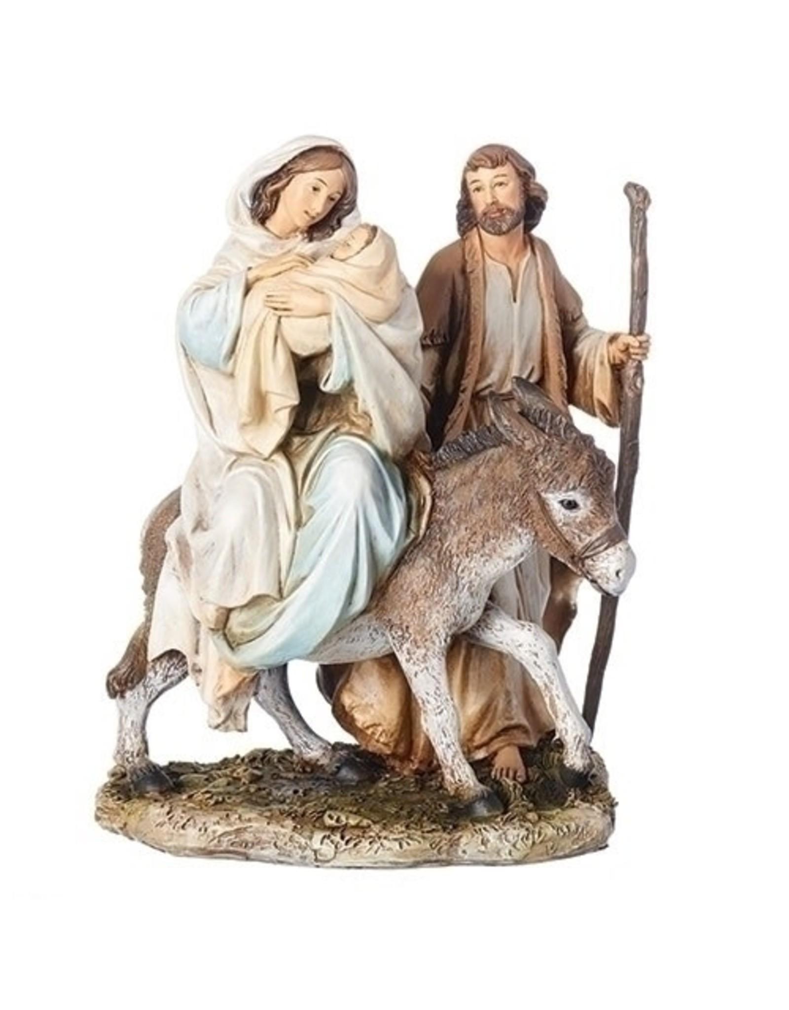 Roman Flight to Egypt Holy Family