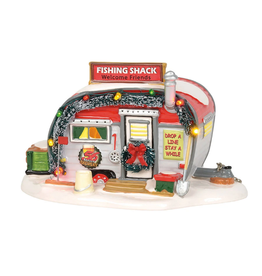 Department 56 Stumble Inn Fish Shack