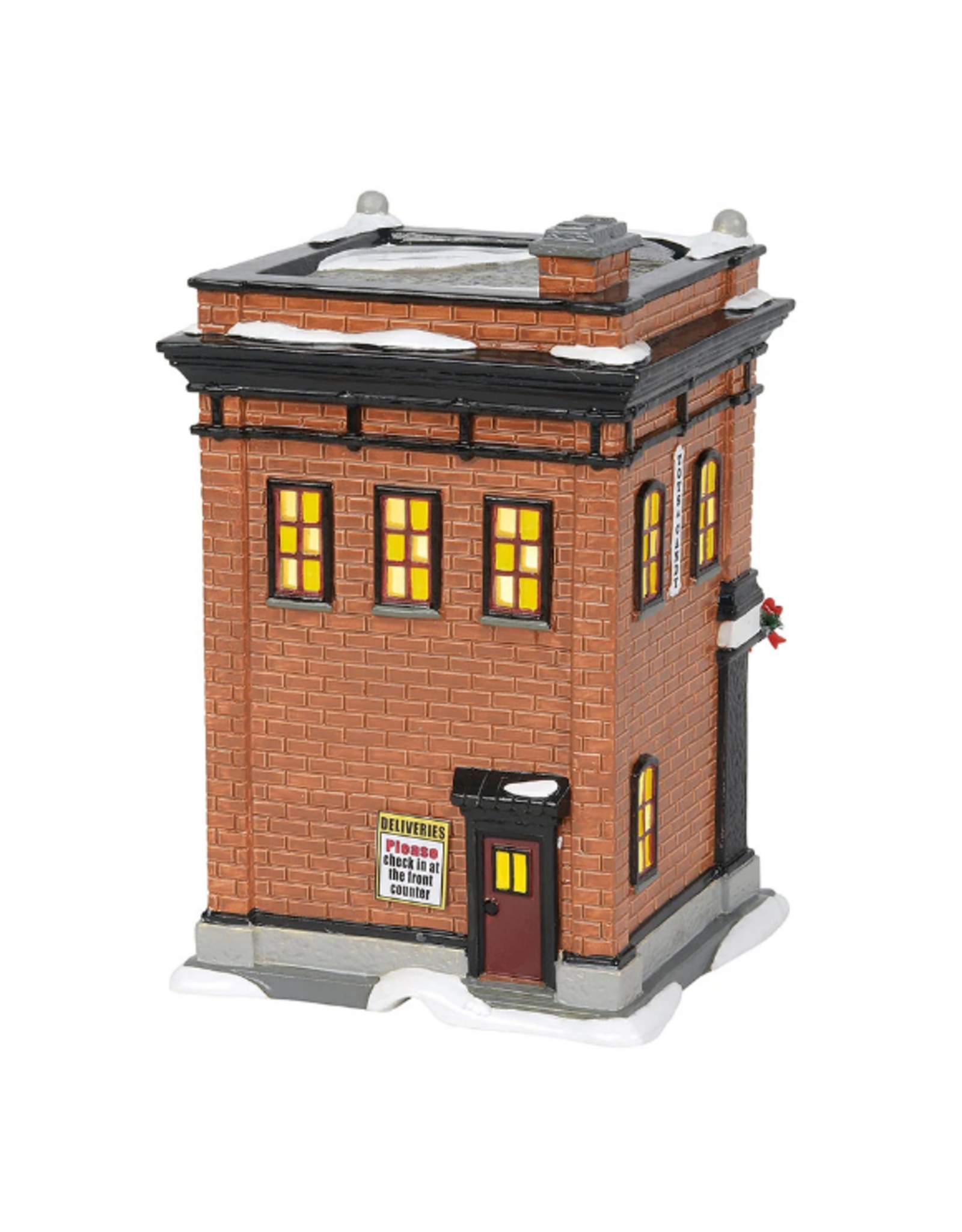 Department 56 Rockwell 5 & 10