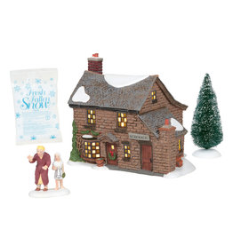 Department 56 Scrooge's Boyhood Home
