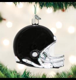 Old World Christmas Football Helmet
