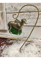 Old World Christmas Greyhound