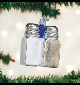 Old World Christmas Salt & Pepper Shakers