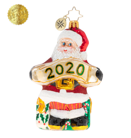 Radko A Banner Year For Santa 2020