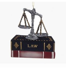 Kurt S. Adler Lawyer Ornament
