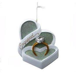 Kurt S. Adler Engaged Ornament