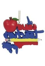 Kurt S. Adler Great Teacher Ornament