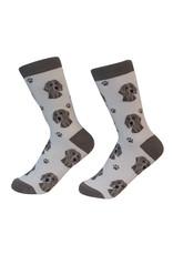 E&S Pets Weimaraner Socks