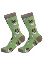 E&S Pets Calico Cat Socks