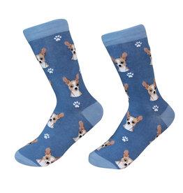 E&S Pets Fawn Chihuahua Socks