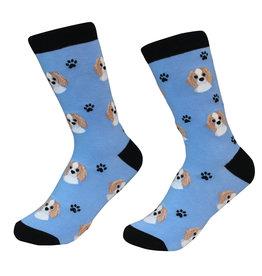 E&S Pets Cavalier King Charles Spaniel Socks