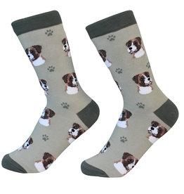E&S Pets Boxer Socks