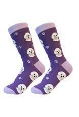 E&S Pets Bichon Frise Socks