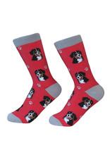 E&S Pets Bernese Mountain Dog Socks