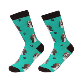 E&S Pets Beagle Socks