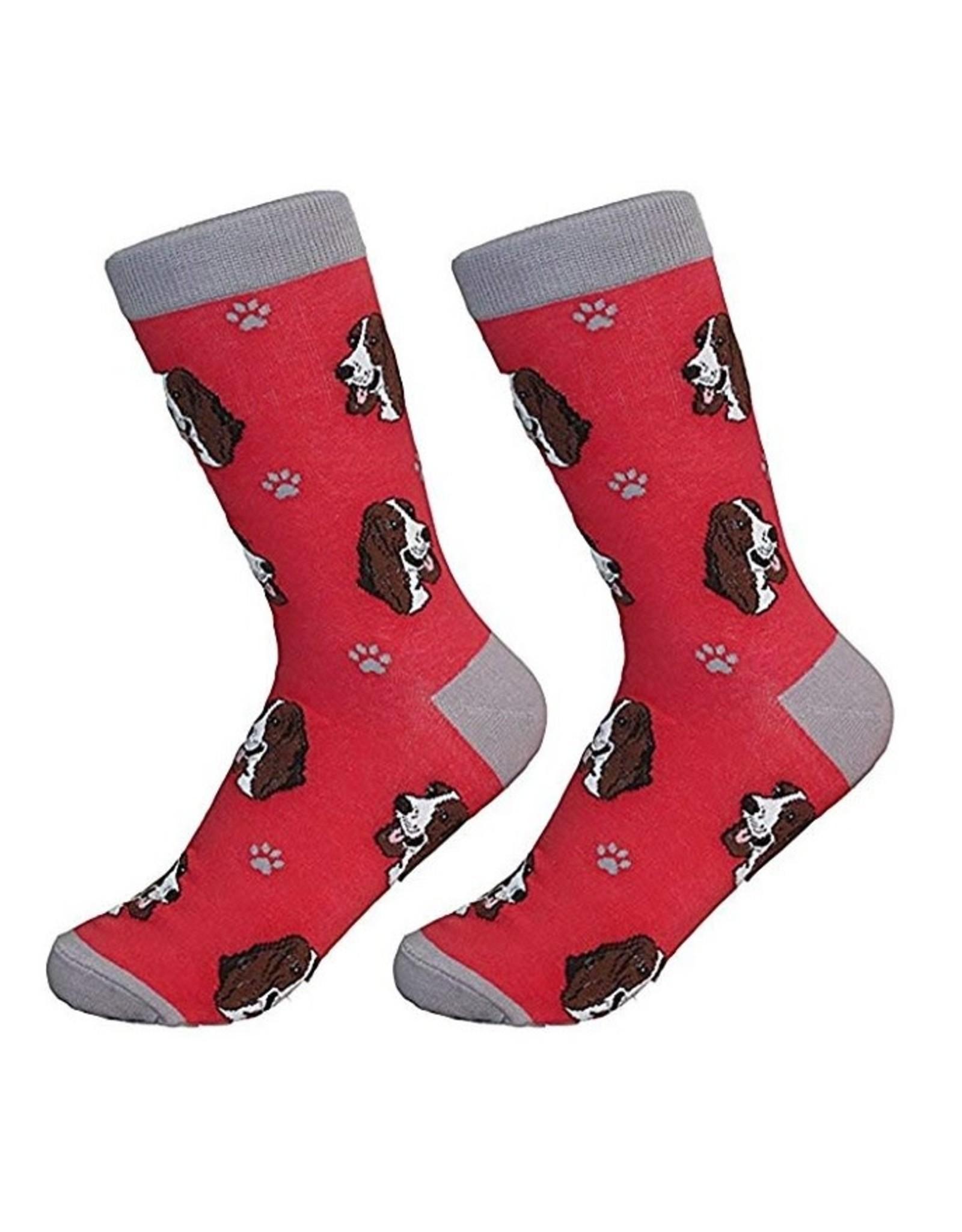 E&S Pets Basset Hound Socks