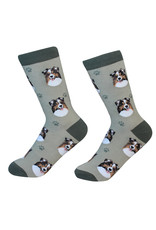 E&S Pets Australian Shepherd Socks