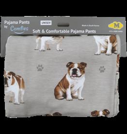 E&S Pets Bulldog Pajama Bottoms