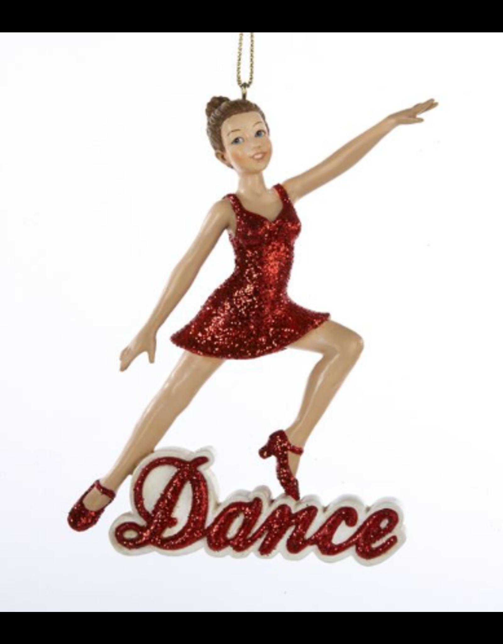 Kurt S. Adler Dance Girl Ornament