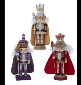 Kurt S. Adler Crowned King Nutcracker