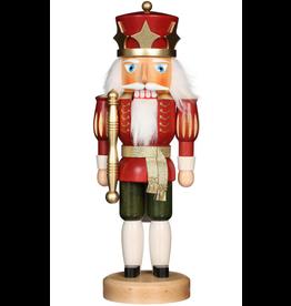 Taron-Ulbricht Red King Nutcracker