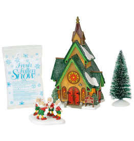 Department 56 St Nicholas Chapel