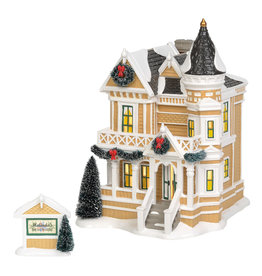 Department 56 Queen Anne Revival B&B