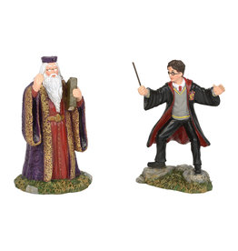 Department 56 Harry and the Headmaster