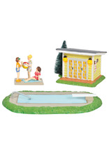 Department 56 Pool Fantasy