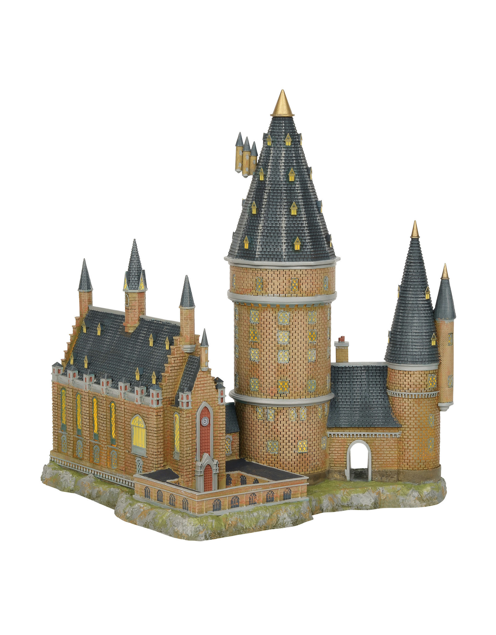 Department 56 Hogwards Great Hall & Tower