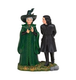 Department 56 Snape & McGonagall