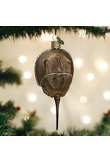 Old World Christmas Horseshoe Crab Ornament