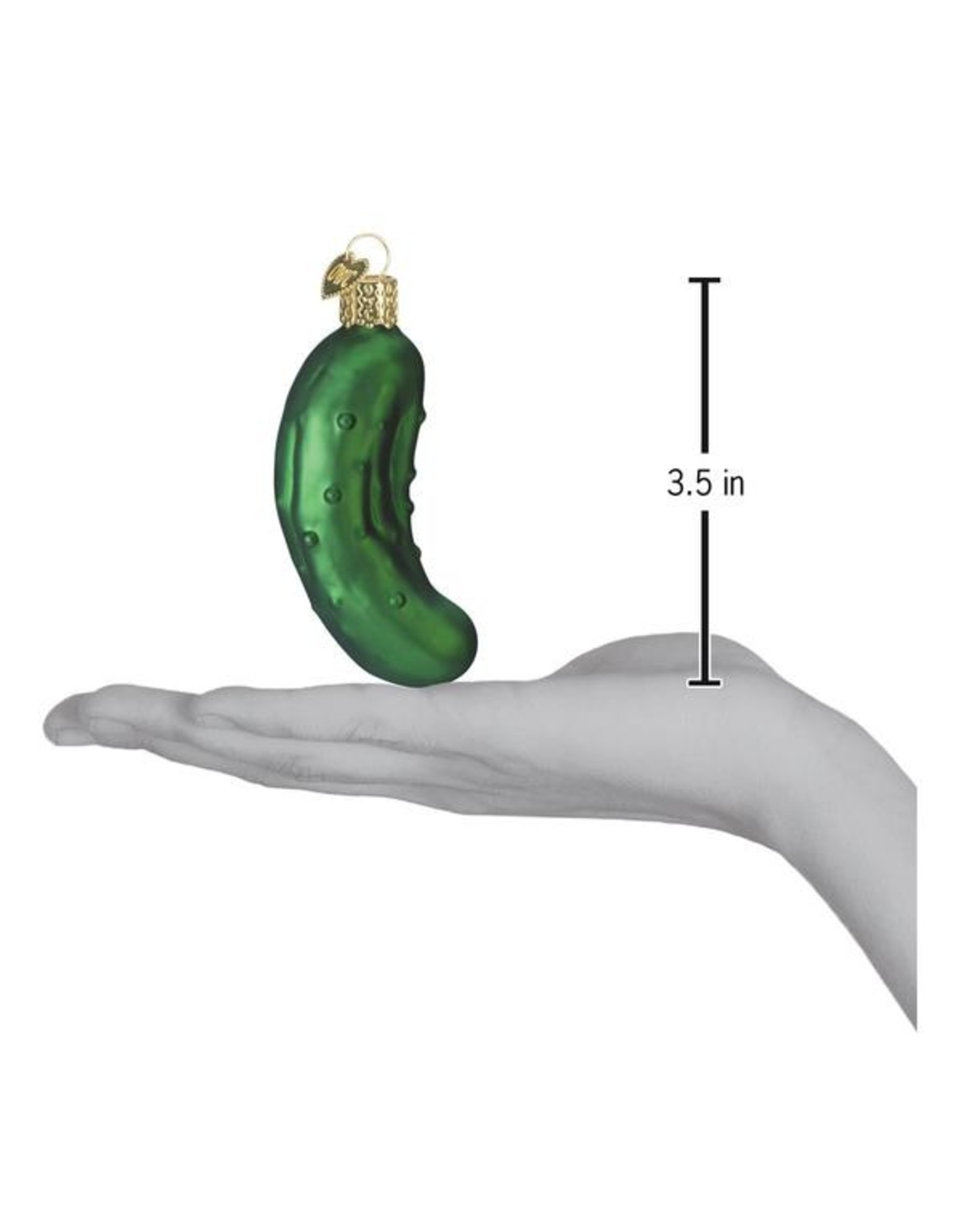 Old World Christmas PICKLE ORNAMENT