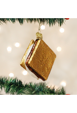 Old World Christmas S'more Ornament