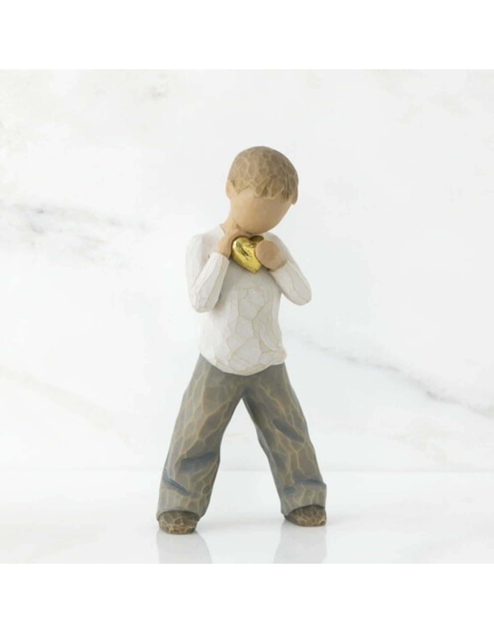 Willow Tree Heart of Gold (boy)