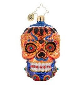 Radko Colorful Calavera Gem