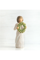 Willow Tree Magnolia Girl (with wreath)