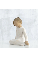 Willow Tree Thoughtful Child (girl)