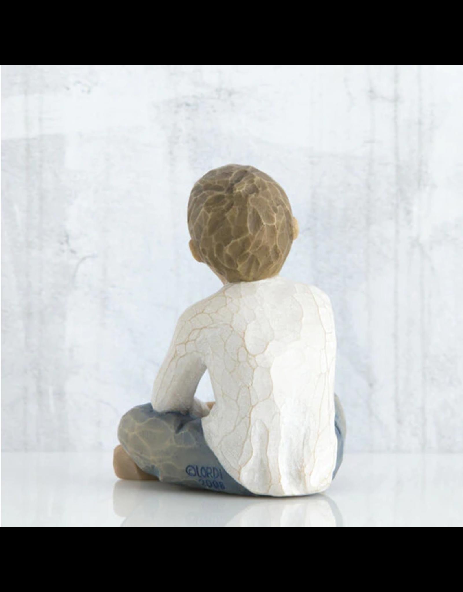 Willow Tree Imaginative Child (boy)