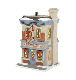 Department 56 Hitching Post