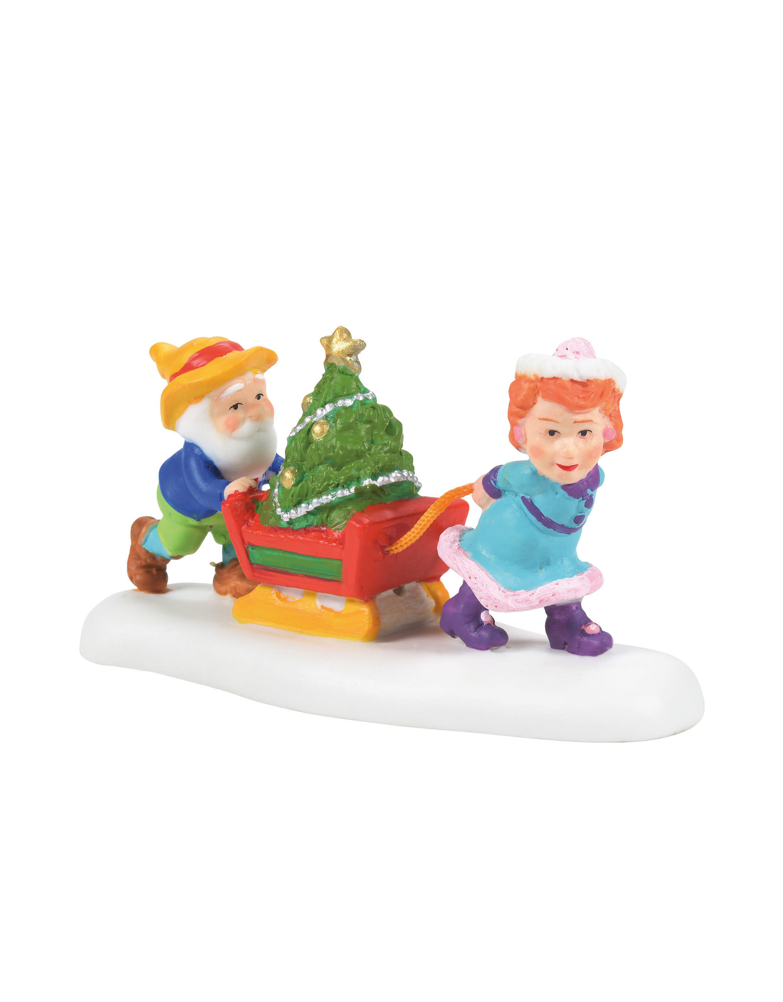 Department 56 Just in Time for Christmas