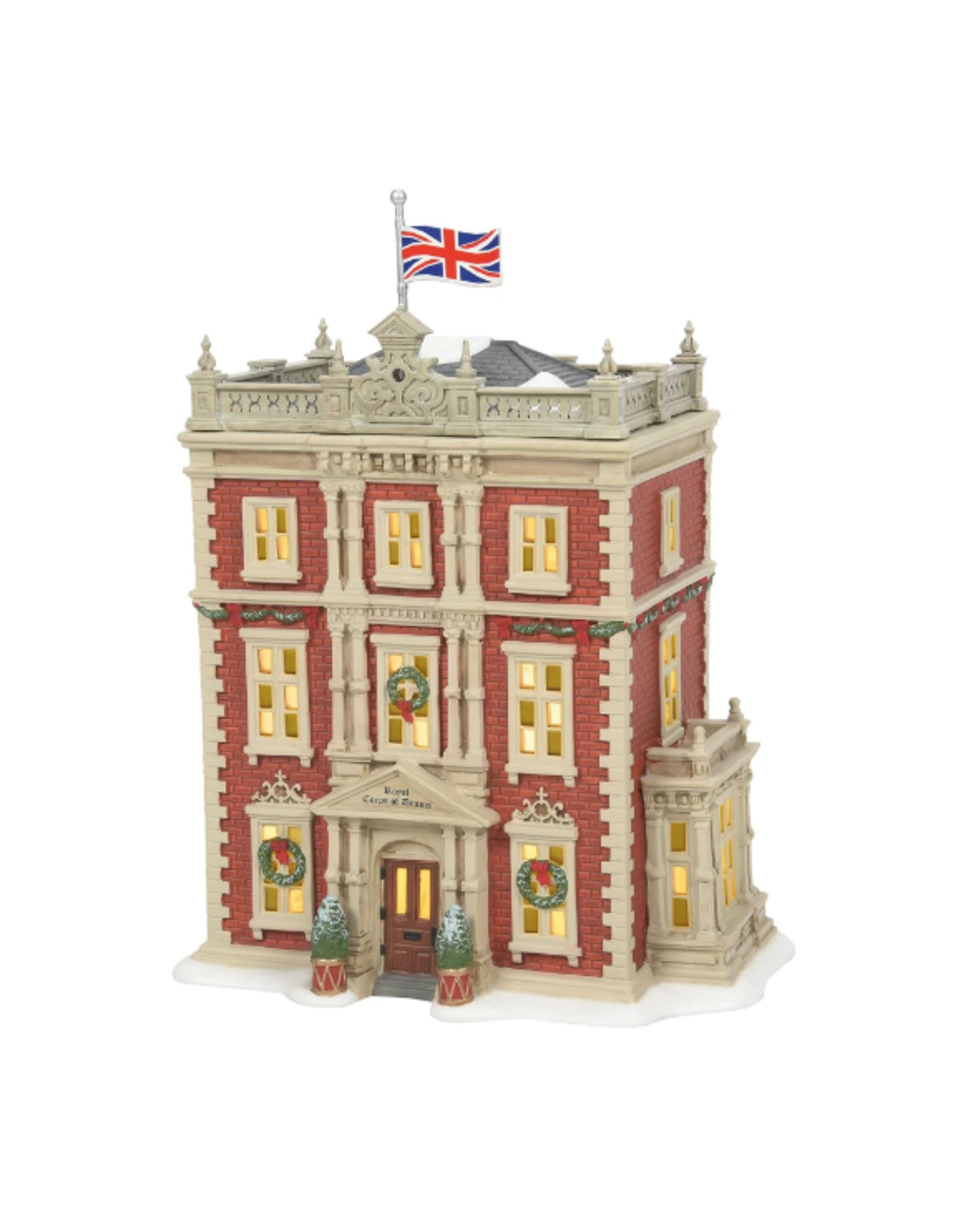 Department 56 Royal Corps of Drums