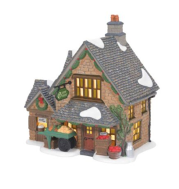 Department 56 Cotswold Greengrocer
