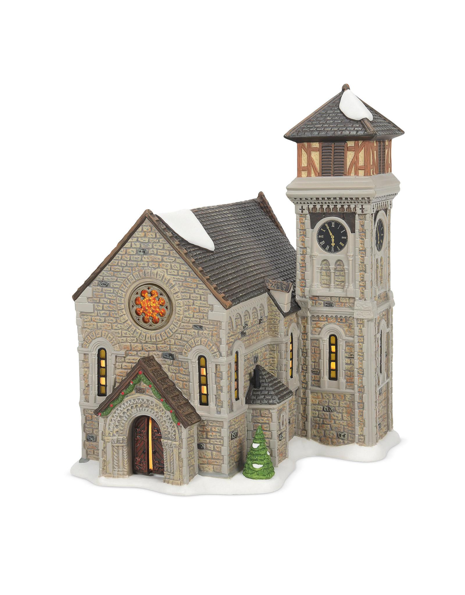 Department 56 St Pancras Old Church
