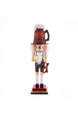 Kurt S. Adler German Beer & Pretzel Nutcracker