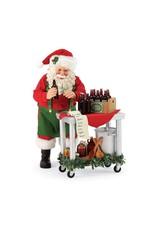 Possible Dreams Home Brew Santa