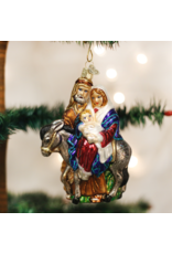 Old World Christmas Flight to Egypt Ornament