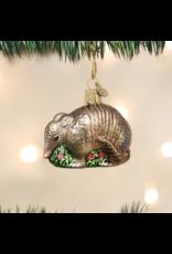 Old World Christmas Armadillo Ornament