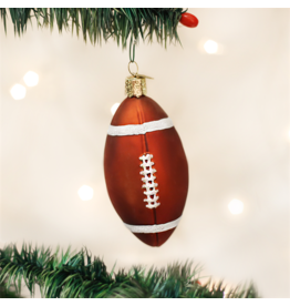 Old World Christmas Football Ornament