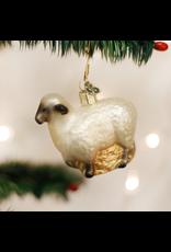 Old World Christmas Sheep Ornament